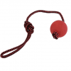 Rope Red Playing Ball